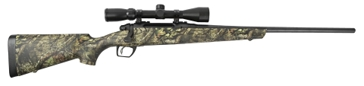 Remington 783 Mossy Oak Camo Scoped Bolt Action Rifle Package .243Win