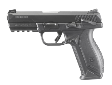 Ruger American 9mm Semi-Auto Pistol Manual Safety Version