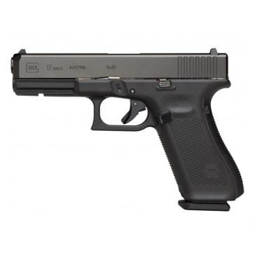Glock 17 GEN 5 9mm Full Size Semi-Auto Pistol
