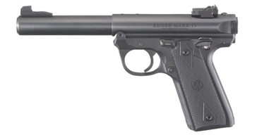 Ruger Mark IV 22/45 Semi-Auto Pistol .22LR One Button Takedown