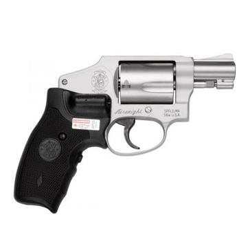 Smith & Wesson 642CT Crimson Trace Grip .38SPL Compact Revolver