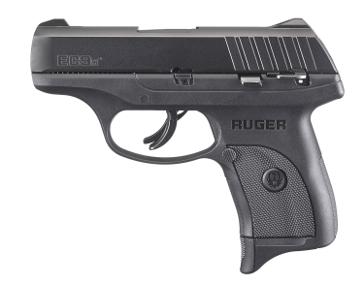Ruger EC9S 9mm Semi-Auto Sub-Compact Pistol