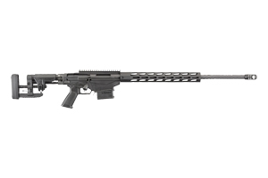 Ruger Bolt Action Precision Rifle 6mm Creedmoor