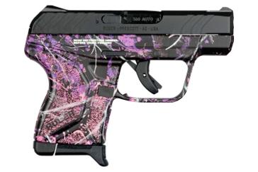Ruger LCP II .380ACP Muddy Girl Semi-Auto Pistol