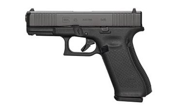 Glock 45 GEN 5 9mm Semi-Auto Pistol Black