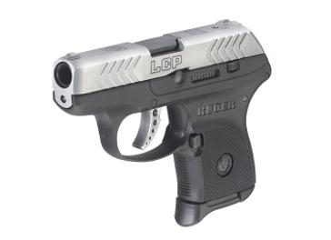 Ruger LCP 10th Anniversary .380ACP Semi-Auto Pistol 3790