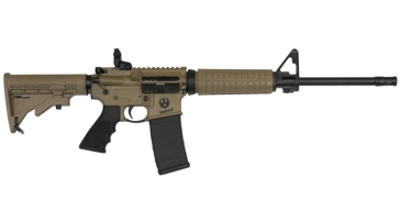 Ruger AR-556 Standard Flat Dark Earth Semi-Auto Rifle