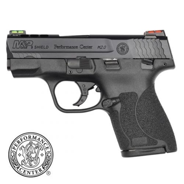 Smith & Wesson M&P9 Shield Performance Center Compact 9mm Pistol 11867