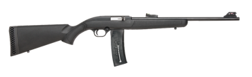 Mossberg 702 Plinkster .22LR Synthetic Stock Semi-Auto Rifle