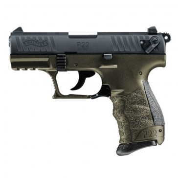 Walther P22QML .22LR Pistol