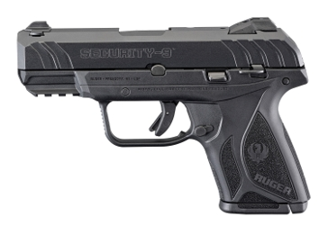 Ruger Security-9 Compact 9mm Semi-Auto Pistol 3818