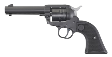 Ruger Wrangler Single-Action .22LR Revolver Black Cerakote