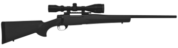 Howa Gameking Scoped Bolt Action Rifle Package .300Win Mag