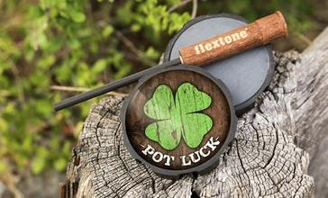 Flextone Pot Luck Glass Call