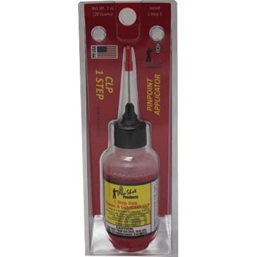 Pro-Shot Solvent/Lube-Needle 1-Step Gun Oiler 1oz.