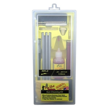 Pro-Shot Classic Rifle Cleaning Box Kit .22-.223 Cal./5.56mm