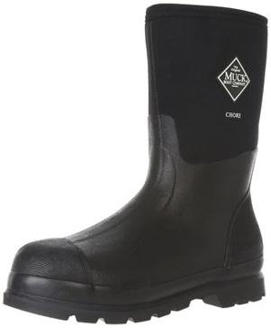 "Muck Chore Mid 12"" Classic Rubber Boots"