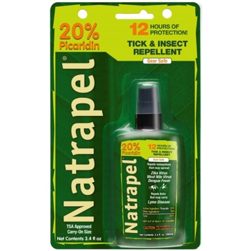 Natrapel Tick & Insect Repellent - 3.4 Oz Pump
