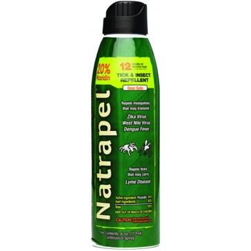 Natrapel 12-Hour Insect Repellent - 6 Oz. Continuous Spray