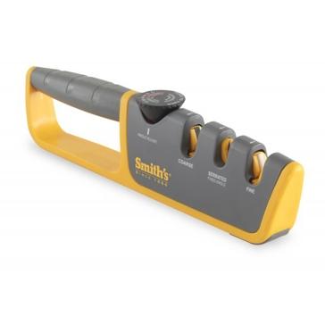 Smith's Adjustable Angle Pull-Thru Knife Sharpener