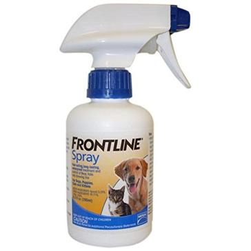 Frontline Flea and Tick Treatment Dog/Cat Spray 8.5oz
