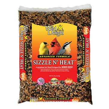 Wild Delight Sizzle N' Heat Bird Seed 5lb