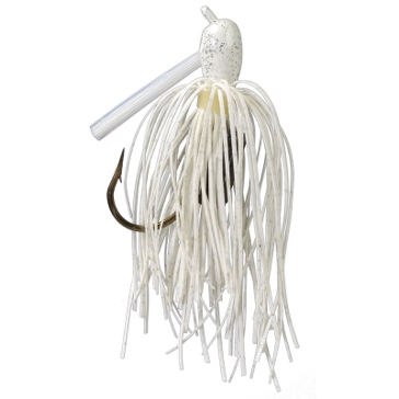 Strike King Ratlin Pro-Model Jig 1/4 oz Pro-White Lure