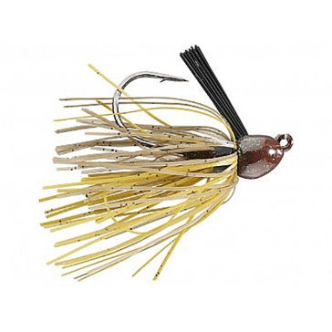 Strike King Bitsy Flip 3/8 oz Green Crawfish Jig