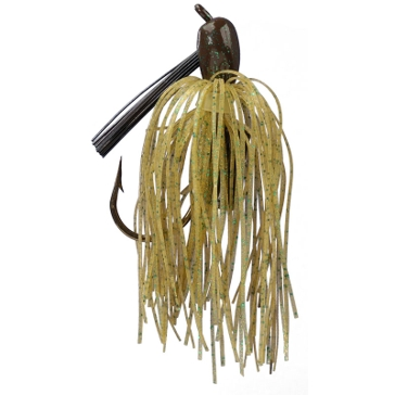 Strike King Ratlin Pro-Model Jig 1/2 oz Green Pumpkin Lure