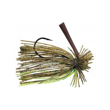 Strike King Tour Grade Finesse Football Jig 1/4oz Summer Craw