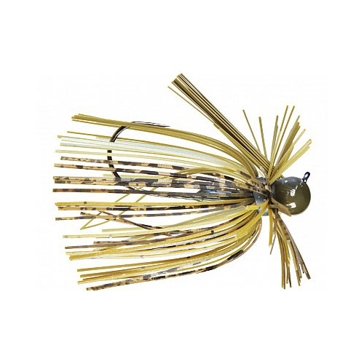 Strike King Tour Grade Finesse Football Jig 1/4oz Blue Craw