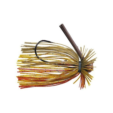 Strike King Tour Grade Finesse Football Jig 3/8oz Green Pumpkin Craw