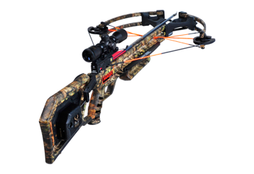 Wicked Ridge Invader X4 Crossbow with ACUDraw 50