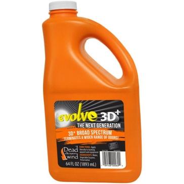 Dead Down Wind Evolve 3D+ Field Spray Refill 64oz Jug