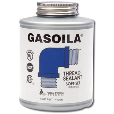 Federal Process SS04 Gasoila Thread Sealant