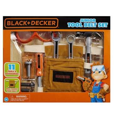 Black & Decker Junior Tool Belt Set 99638