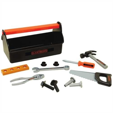 Black & Decker Junior Toolbox 39668