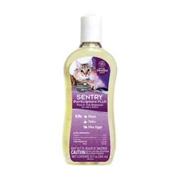 PurrScriptions Plus Flea and Tick Shampoo for Cats 12oz