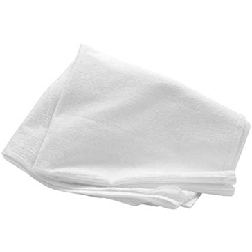 "Berg Bag Flour Sack Towels 30""x30"" White"