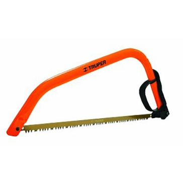 Truper 21in Steel-Handled Bow Saw