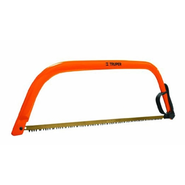 Truper 30in Steel-Handled Bow Saw