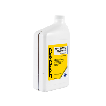 Cub Cadet Synthetic Blend System Drive Fluid 1 Quart