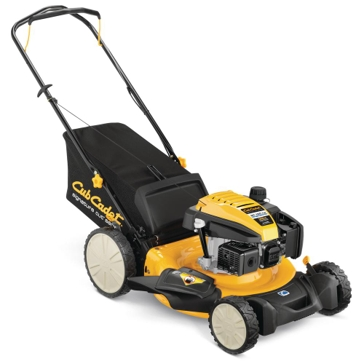 "Cub Cadet Signature Cut SC100 HW 21"" High Wheel Push Mower"