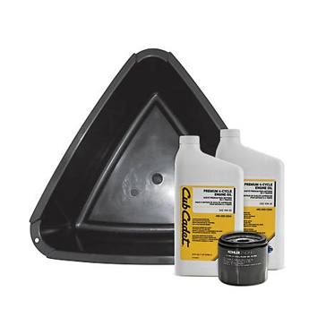 Cub Cadet Oil Changing Kit for most Kohler Engines 490-950-C042