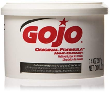 GOJO® ORIGINAL FORMULA™ Hand Cleaner 14oz Plastic Can 1109-12