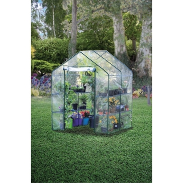 "Bond Manufacturing 56""X 56""X 75"" Bloom Large Greenhouse"
