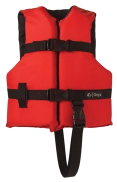 Onyx 30 to 50lb Child General Purpose Life Jacket