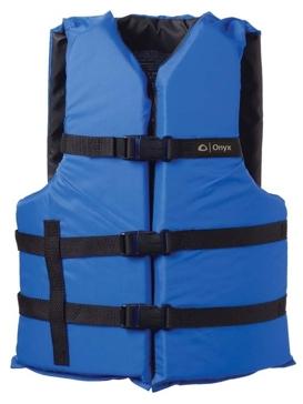 Onyx Oversize Adult General Purpose Life Jacket