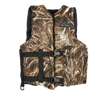 Full Throttle Camo Sport Life Vest 116000-81200515