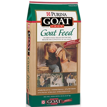 Purina Goat Chow Feed 50lb